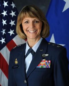 Major General Margaret Woodward