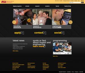 Fulton Engineering Website Redesign