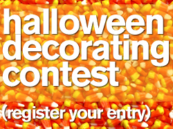 Halloween Decorating Contest - Register!