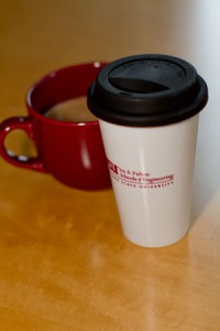 Fulton Engineering Coffee Cup