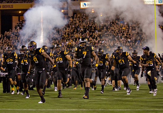 Sun Devils Upset No. 21 Missouri in Overtime, 37-30