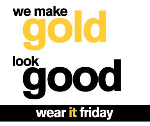 We make gold look good.