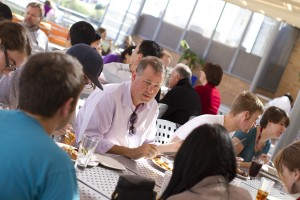 Feasting With Faculty