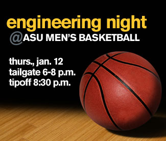 Engineering Night at ASU Men's Basketball