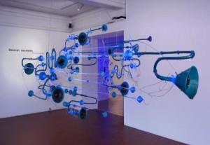 Deborah Aschheim installation