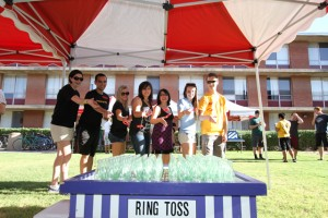 Residential Community Carnival. Photo by Jessica Slater/ASU.