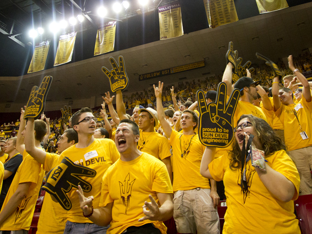 Fall Welcome 2012