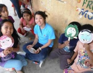 """Ching Yan """"Winnie"""" Lau in Peru"""