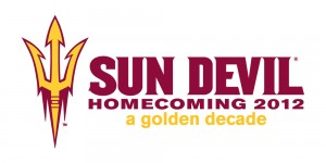Sun Devil Homecoming 2012 - A golden decade