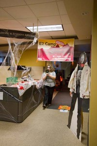 2012 Halloween Decorating overall winner: Academic and Student Affairs