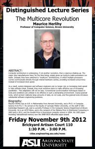 Lecture: The Multicore Revolution