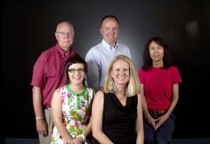 Engineering Research staff members
