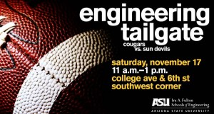 Join DEWSC and SSEBE before the football game on November 17 at 11 a.m.