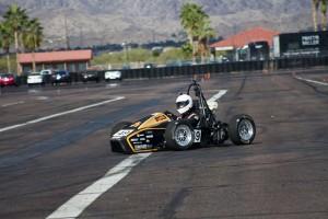 SAE Bondurant Formula car