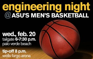 Join us for men's basketball and a pre-game tailgate party on February 20.