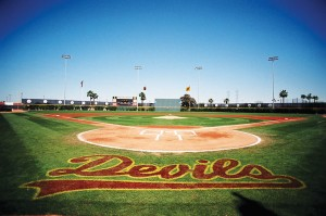 Join Fulton Engineering for Sun Devil Baseball on May 4, 2013.