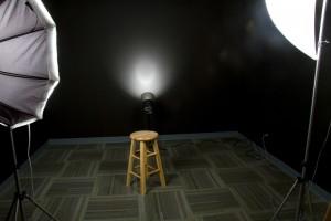 ECG photo studio