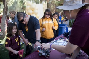 Sign up to be a part of Sun Devil Homecoming on Oct. 19