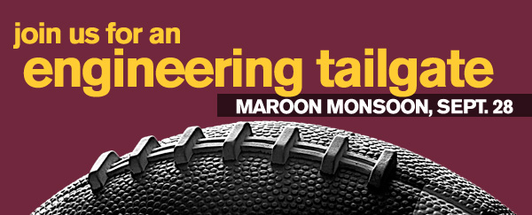 Join us for an engineering tailgate