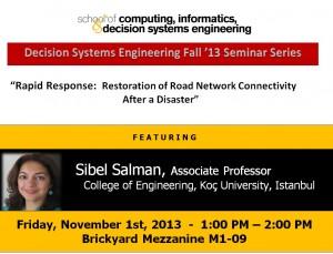 Sibel Salman, Nov. 1