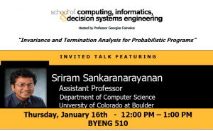 Invited Talk Sriram Sankaranarayanan[2]