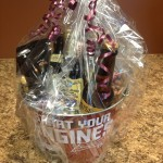 Beer and Nuts Basket