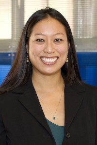 Assistant professor Candace Chan.