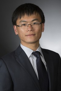 Assistant professor Max Yi Ren.