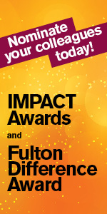 IMPACT and Fulton Difference Awards