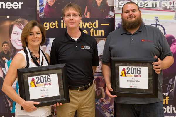 The 2016 IMPACT and Fulton Difference Awards.