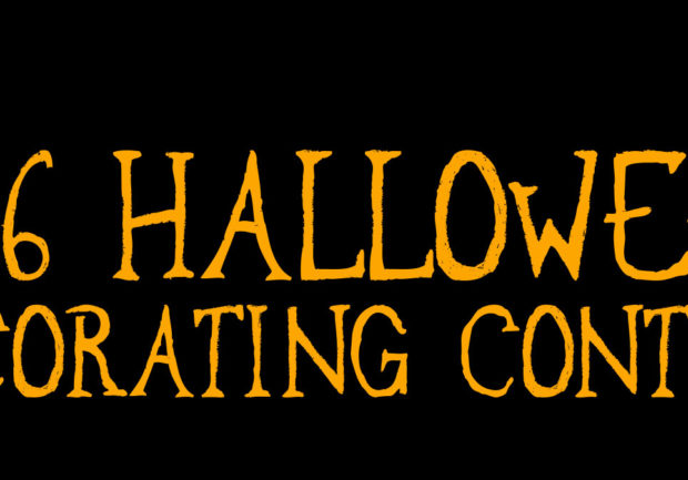 get spooky for the 2016 halloween decorating contest - Halloween Decorating Contest