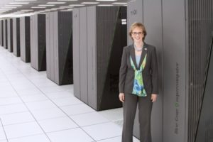 Dona Crawford, former Associate Director of Computation, LLNL