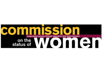 Commision on the Status of Women