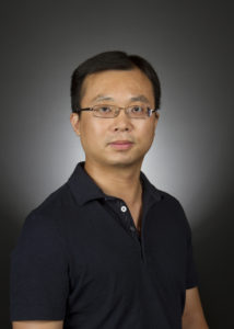 Portrait of Yanchao Zhang
