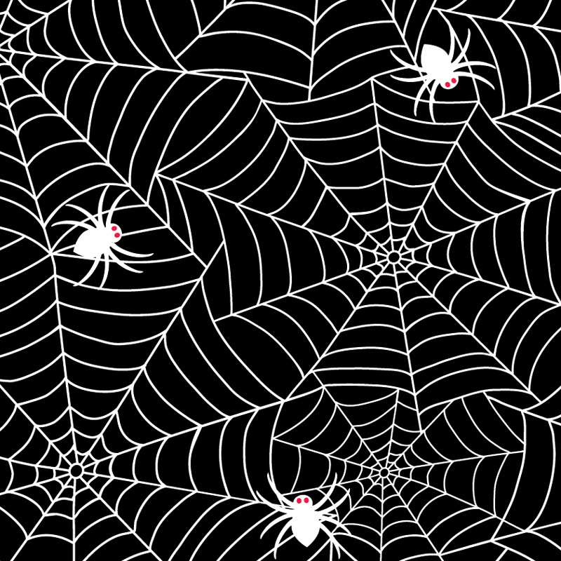 Spiderweb graphic