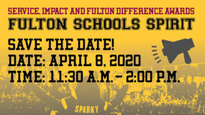 Service, IMPACT and Fulton Difference Awards Lunch 2020