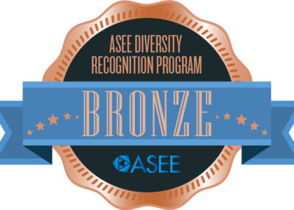ASEE Diversity Recognition Badge - Bronze