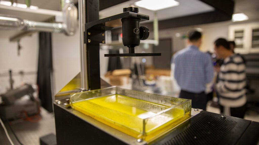 Photo of lab equipment.