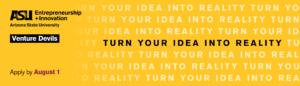 Venture Devils - Apply by August 1, 2020