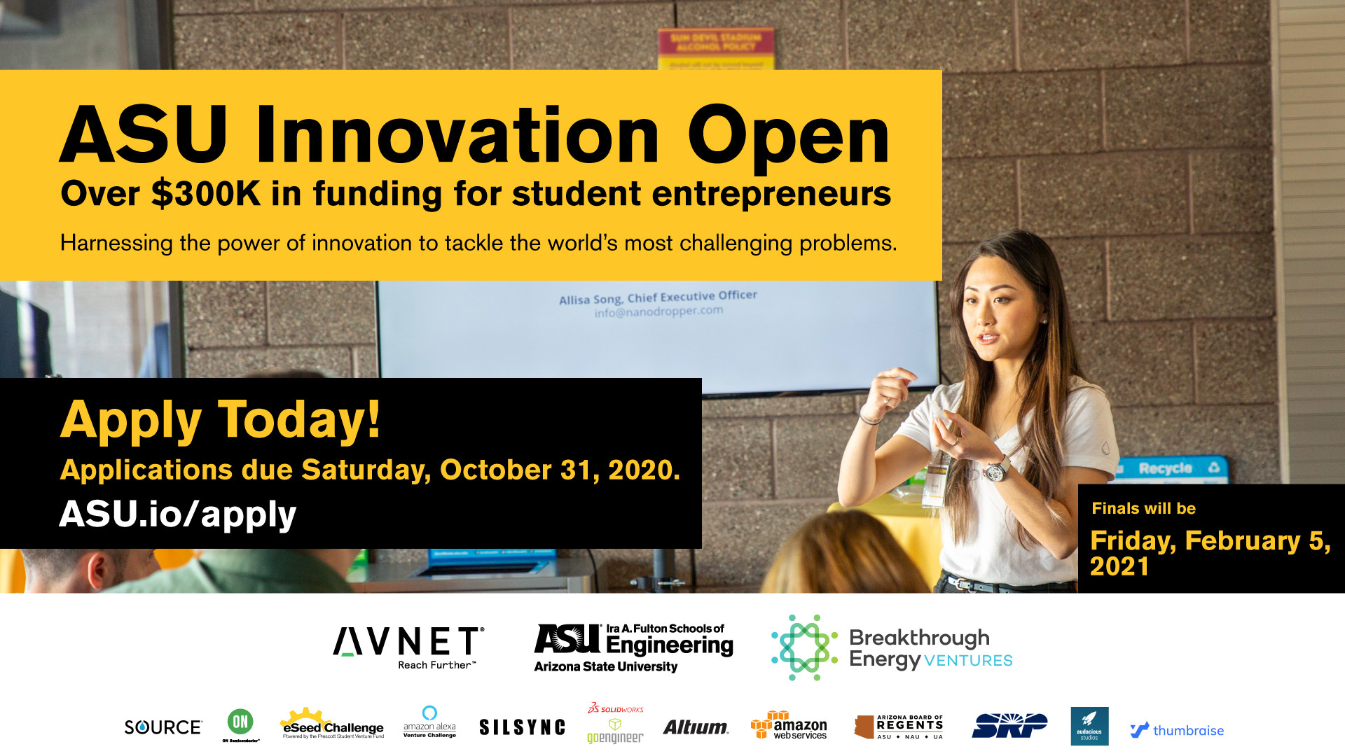 Innovation open 2020