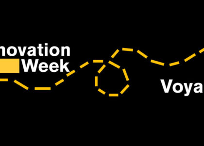 Innovation Week 2020: Voyage