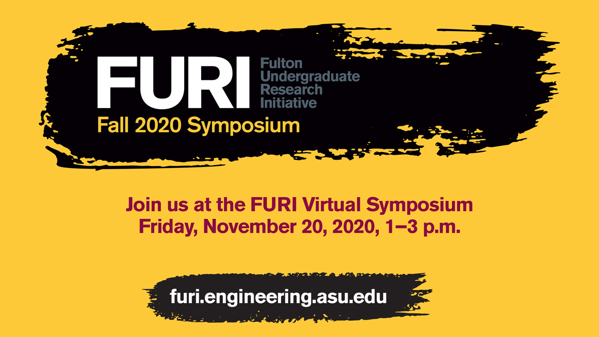 Fall 2020 FURI Symposium