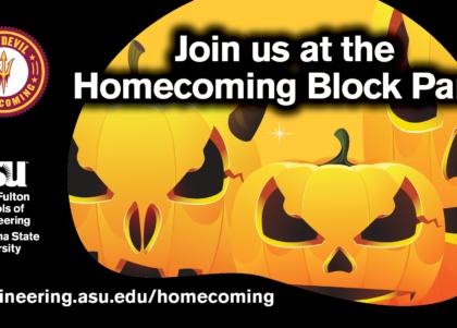 Homecoming Block Party 2021